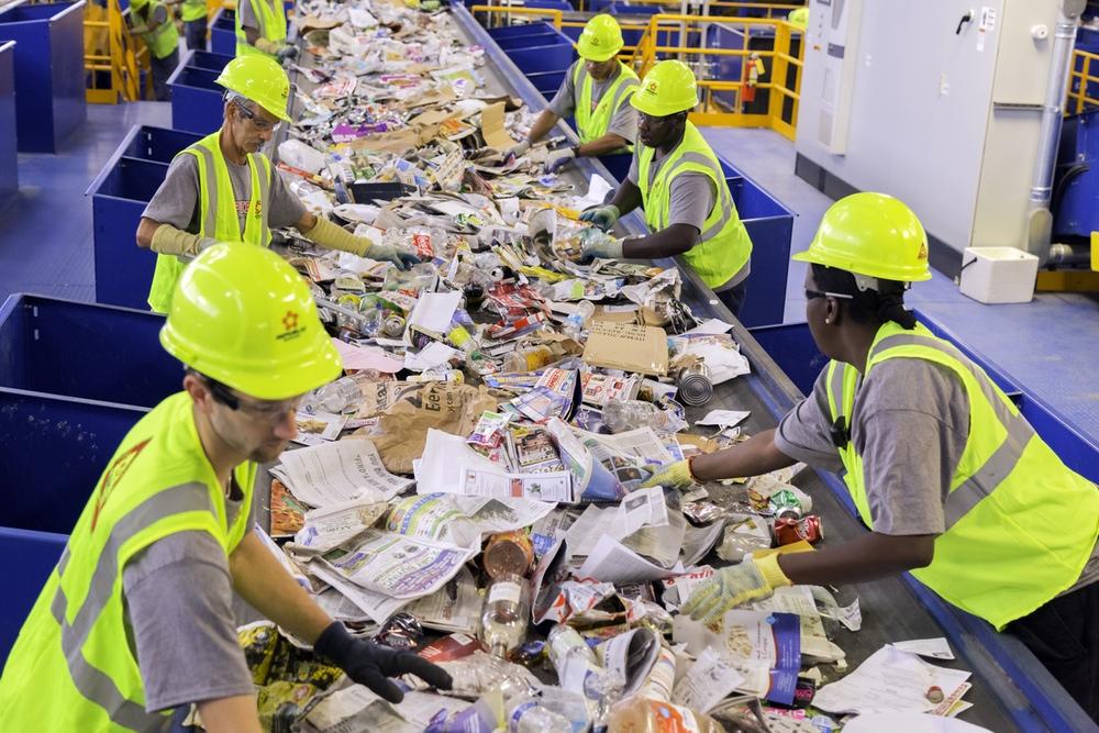 Waste import