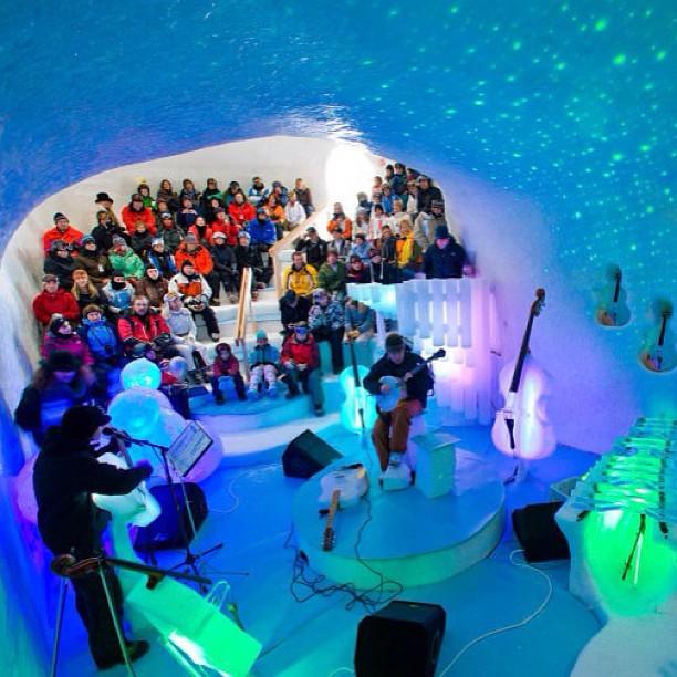 Ledo muzikos festivalio magija