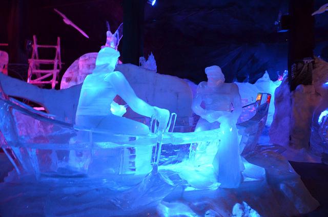 menininkai lediniai